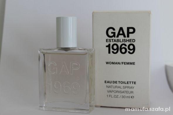 GAP ESTABLISHED 1969 for Women EdT 30 ml w Perfumy Szafa.pl
