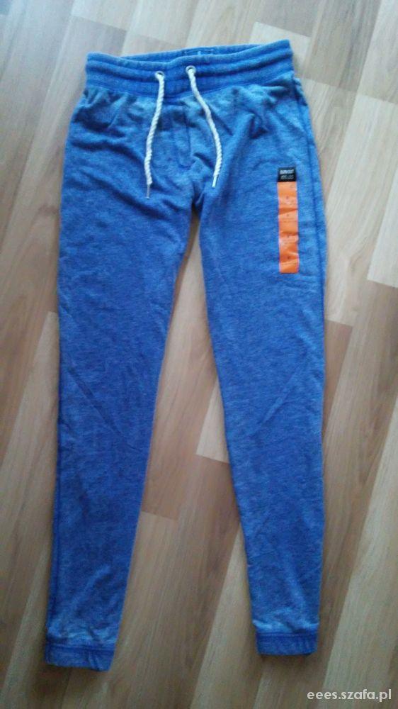 Spodnie dresowe ATMOSPHERE dekatyzowane