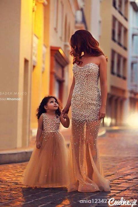 Na specjalne okazje mama i córa