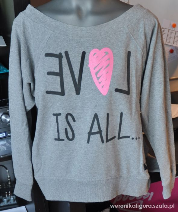 Bluza Love is All