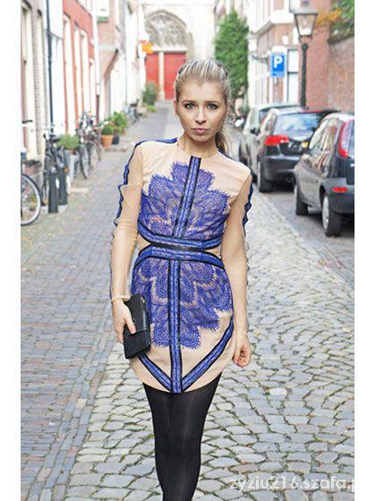 e07a901d1e bodycon pencil dress sukienka choies USA w Ubrania - Szafa.pl