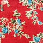 Spódnica w kwiatki folk