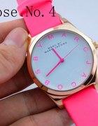 Zegarek Marc Jacobs neon
