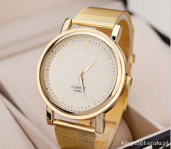 Zegarki Złoty zegarek
