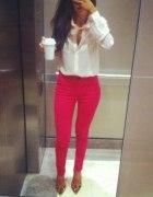biało czerwona