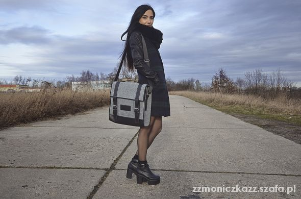 Blogerek torba z filcu
