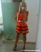 moja inspiracja sukieneczka włoski buty