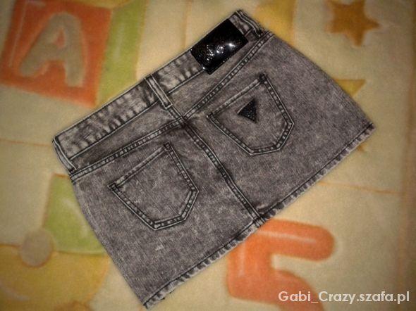 Spódnice Guess mini spódniczka z USA roz 26