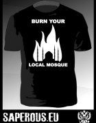 burn your local mosque