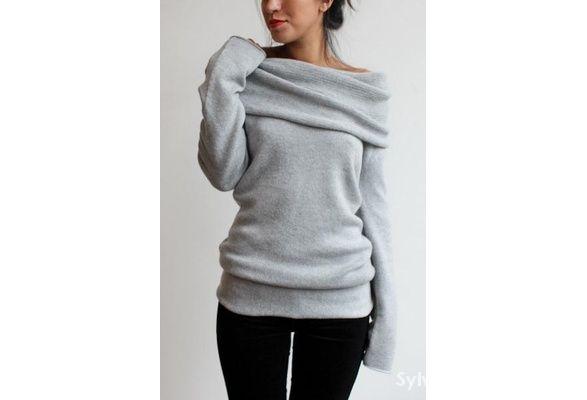 Ubrania Sweter z KOMINEM