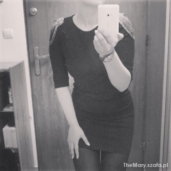 Eleganckie Ukochana sukienka