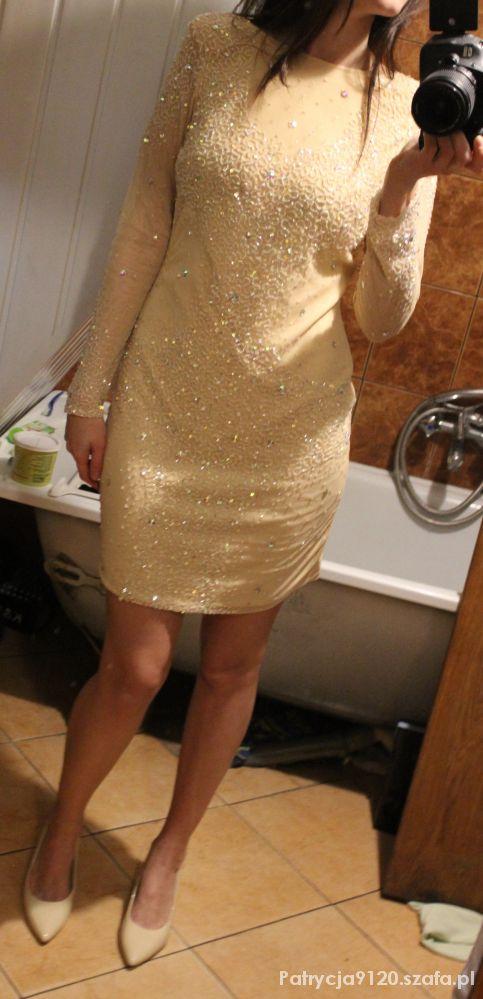 Na specjalne okazje sukienka dla druhny