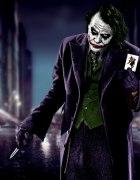 Joker kostium garnitur...