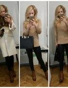 Sweterek z kamieniami Zara...