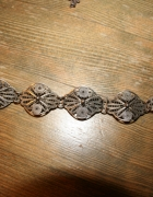 srebrna bransoleta z filigranu