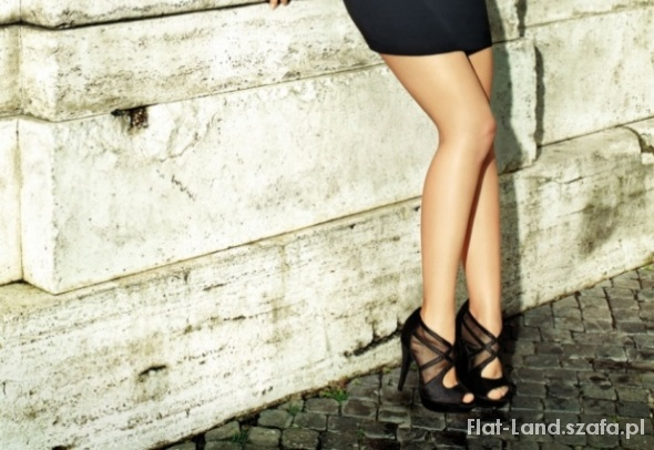 notki sandały szpilka...
