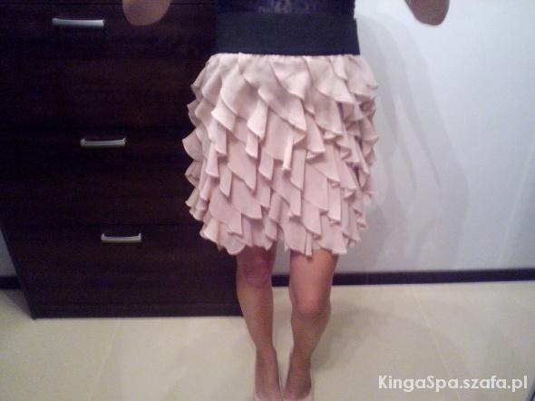 Spódnice Spódniczka z falbankami Next L