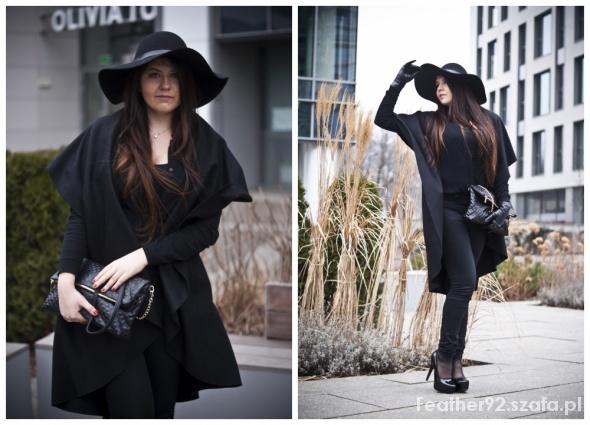 Blogerek Elegant black lady