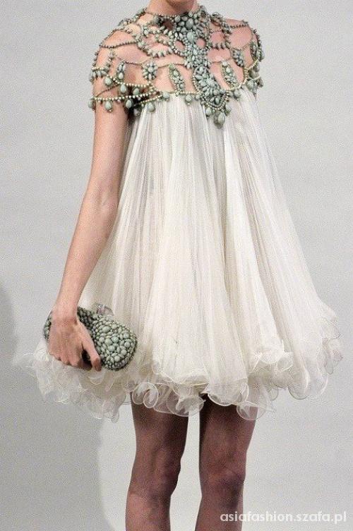 Wasze inspiracje piękna sukienka
