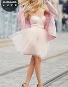 ASOS LITTLE MISTRESS XS UK 6 TIUL PROM DRESS...