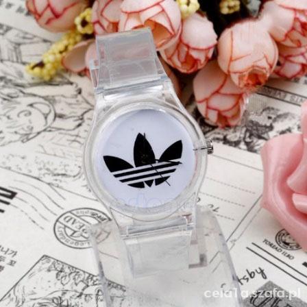 Zegarek Adidas oldschool silikonowy na rękę