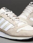 Adidas Originals ZX 500 Running Bliss White Black...