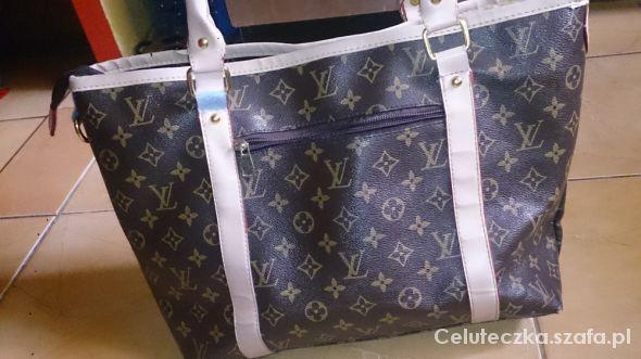 LOUIS VUITTON mega torba LV monogram