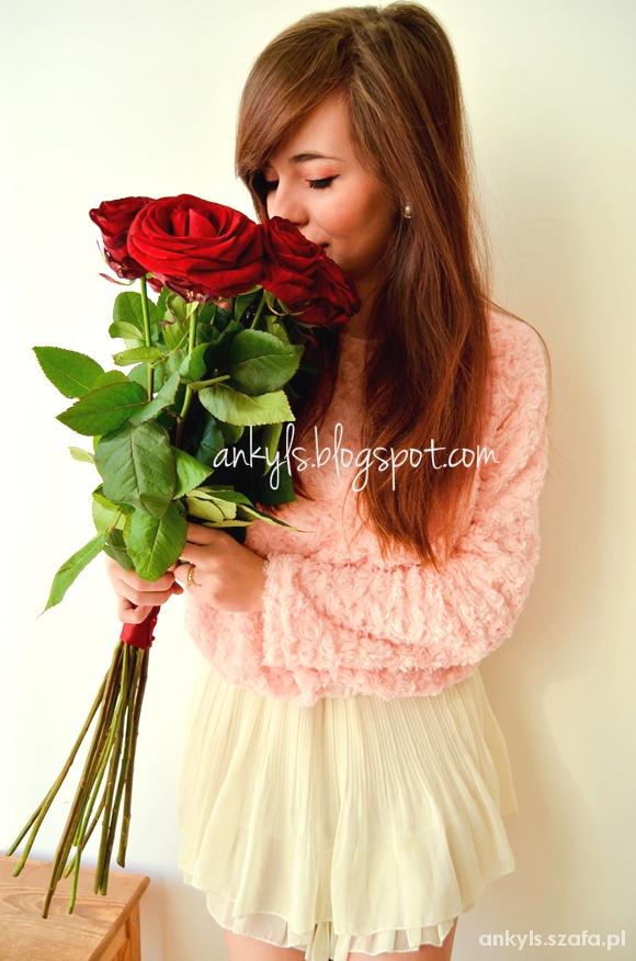 Romantyczne róże i różyczki