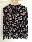 Koszula mgiełka floral kwiaty NOWA
