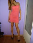 Moja sukienka neonek...