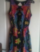 Letnia sukienka wzory M