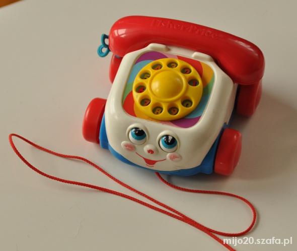Zabawki Telefon Fisher Price
