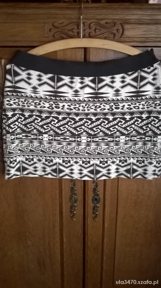 Spódnice spodnica azteck