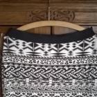 spodnica azteck