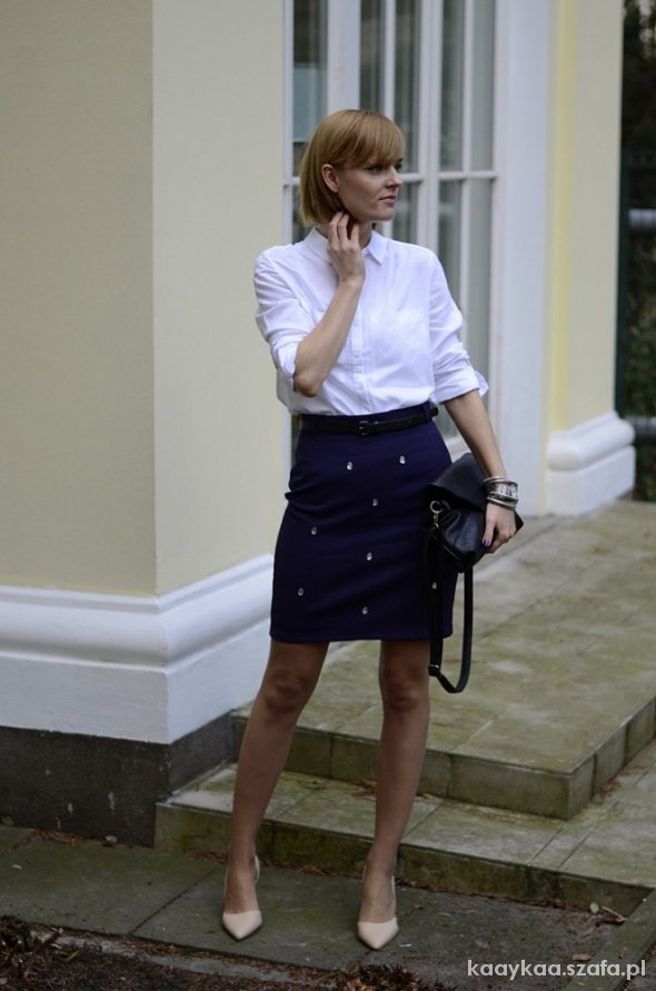 Blogerek Metamorfoza spódnicy