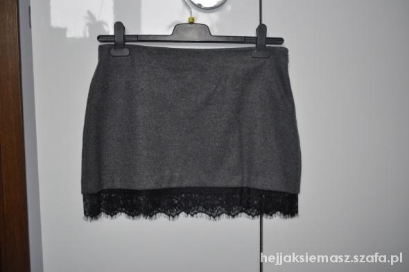 Spódnice Spódnica z koronką ZARA 36 38