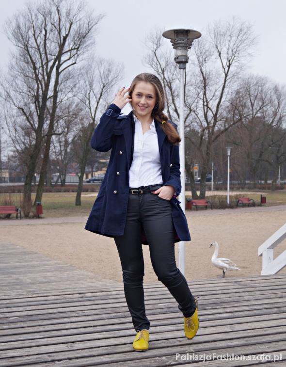 Blogerek dress code & limonka