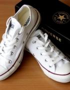 Converse białe 39
