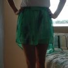 Zielona spódniczka S M L
