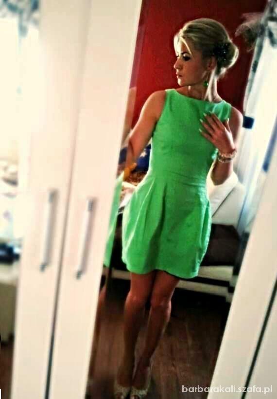 Eleganckie Na zielono