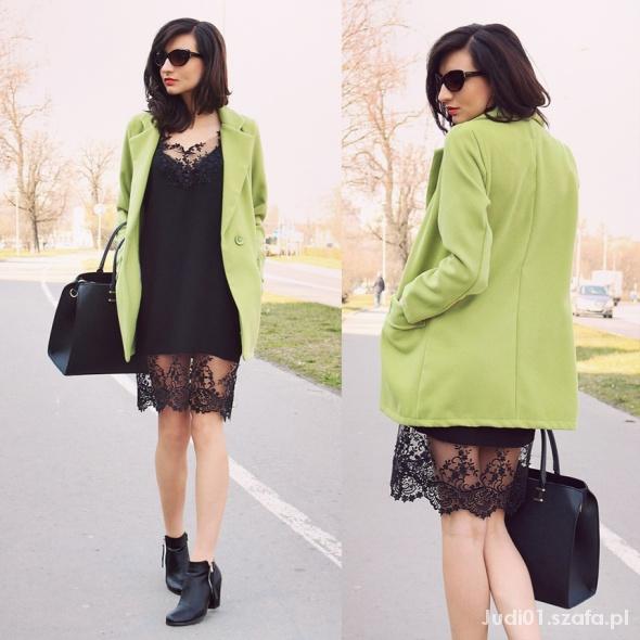 Blogerek Bieliźniana sukienka