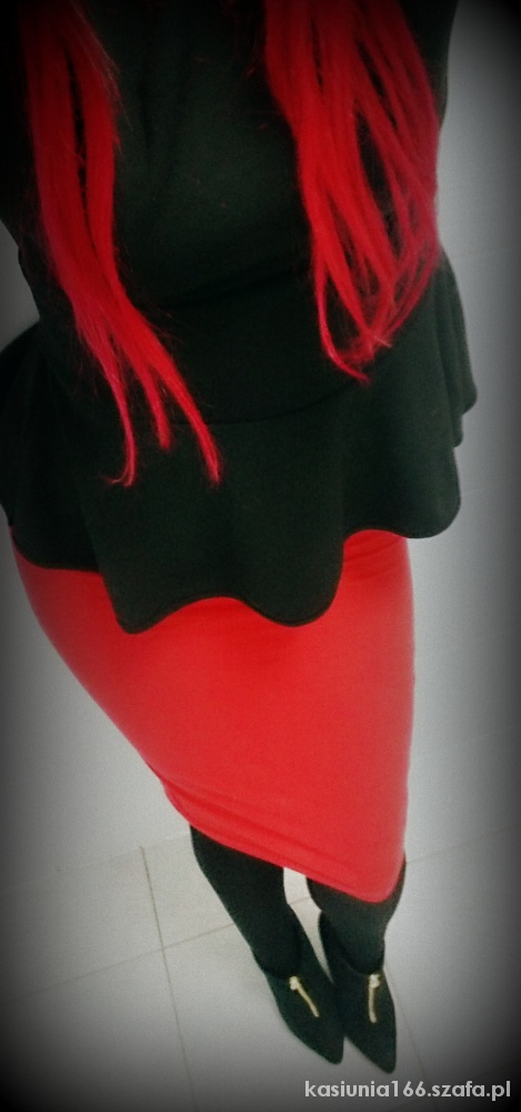 Do pracy RED&BLACK