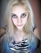 Colourfull girl