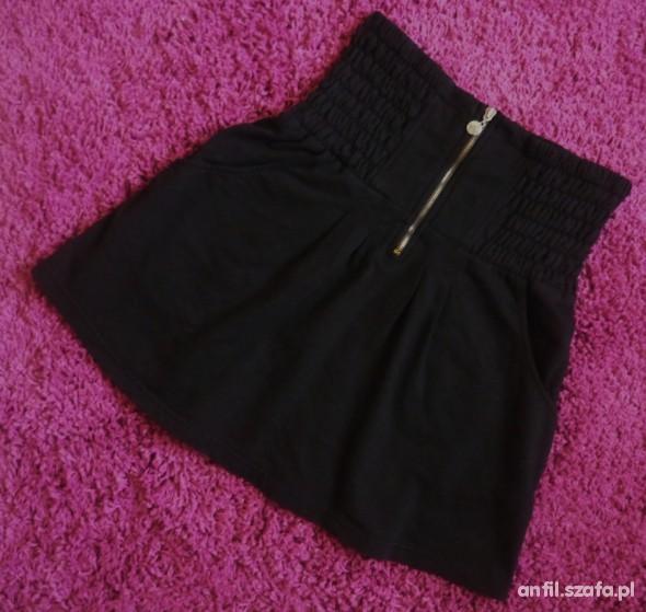 Vero moda Only spódnica rozkloszowana zip 38 M