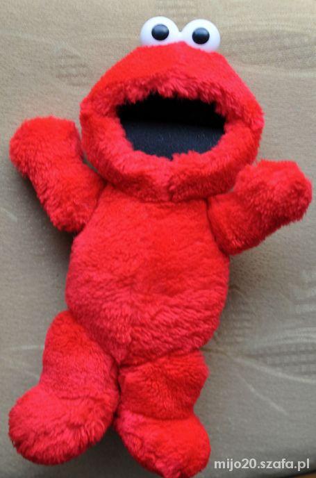 Zabawki Elmo pluszak maskotka