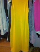 Sukienka NOWA złoty zip