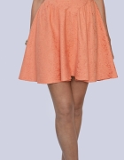 Sukienka MOSQUITO brzoskwiniowa...