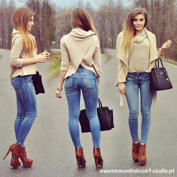 Ubrania spodnie tally weijl xs