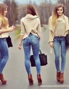 spodnie tally weijl xs