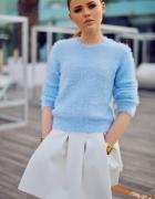 sweter włochacz...